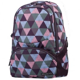 Brunotti rugzak Backpack Multi Pocket Aguave Pink