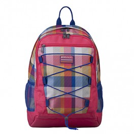 Brunotti rugzak Explorer Backpack Check Rouge